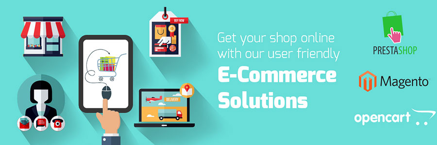 Shopping Cart, Login Box and Search Box in your Website From OneSolution