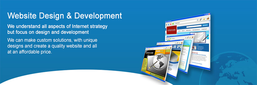 Website Design and Development From OneSolution